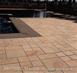 Daffodil Yellow - Quartzite Gold Vein