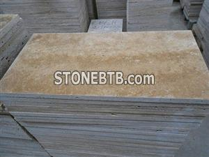 High Quality Travertine Tiles, polished
