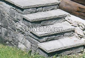 HAND-CRAFTED STEP SLABS