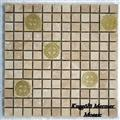 Travertine Mosaic K12