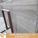 white grey wooden marble slab
