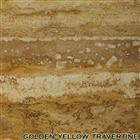 GOLDEN YELLOW TRAVERTINE(V.C)