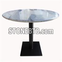 GIGA hot sale cheap  marble white table