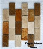 Travertine Mix Mosaic K24
