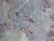 Blue/Red color marble