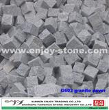 Granite Split Cobblestone G603