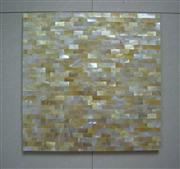 white mother of pearl seashell mosaic tile