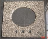 Brown Granite Vanity Top