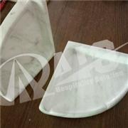 Discount Cultured Marble Corner Mount Soap Dish SD-4