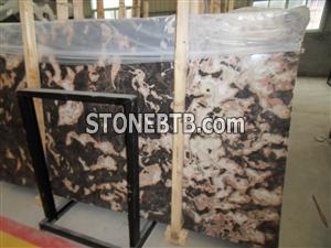 Golden Butterfly marble