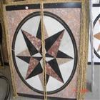 Waterjet Medallion,Interior Flooring, Mosaic