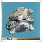 granite tortoise carving