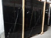 China Nero Marquina Marble Slabs