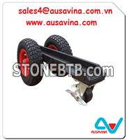 AUSAVINA 3 WHEEL SLAB DOLLY
