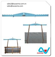STEEL SPREADER BEAM FOR MARBLE GRANITE SLAB