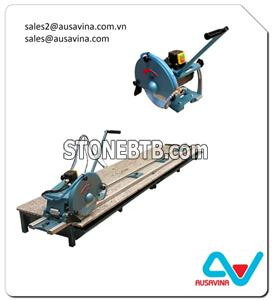 MARBLE GRANITE STONE SLAB RAIL SAW CUTTER CUTTING MACHINE