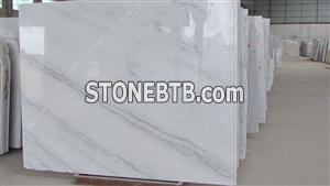 China White Marble Slab and White Marble Tile Guangxi White marble Slab
