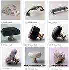 stone knob and pull  drawer   furniture handle cupboard knob and pulls furniture hardware