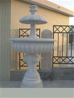 stone fountain water feature stone ball