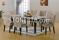 marble dining table coffee