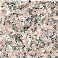 Cherry Flower Red Granite