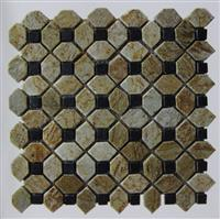Mosaic/Wall panel/Natural stone KS-M089