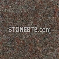 Bohus red granite blocks