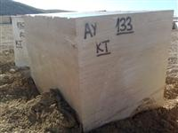 Travertine Block