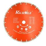 High Performance Multiple Purposes Dry Cutting Diamond Blade For Graint & Concrete