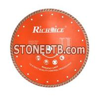 4 1/2''-14'' Long Life Diamond DRY/WET/TURBO Saw Blade For Concrete, Tile, Masonry