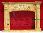 Marble Fireplace Surround 01