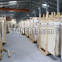 Cream Marfil Marble Slab