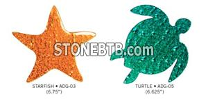 Starfish/Turtle - Pool Collection