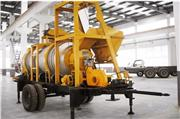 SLB series Portable Asphalt Mixing Plant