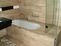 Travertine wall covering-flooring