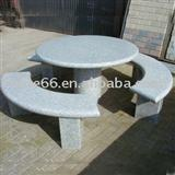 Grey Granite Table