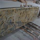 tiger skin granite countertop
