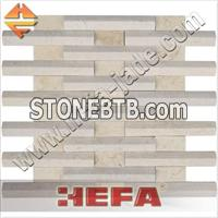 marble mosaic,widely used as porcelain mosaic tile