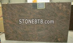 Himalaya Blue Granite Slabs Tiles