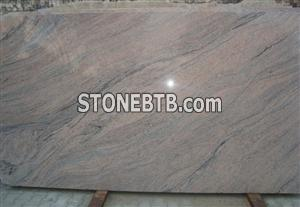Indian Juprana Granite Slabs Tiles