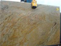 Kashmir Gold Granite Slabs & Tiles