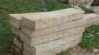 Indian Sandstone Block Steps