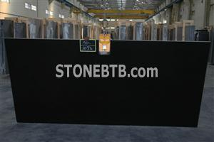 Absolute Black Granite Slabs Tiles