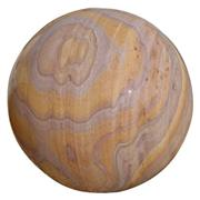 Rainbow Sandstone Ball