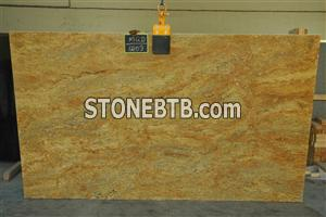 Madurai Gold Granite Slabs & Tiles