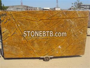 Rain Forest Gold Marble Slabs