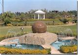 Granite Stone Ball Fountain 02