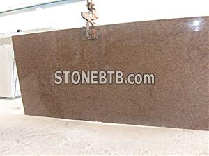 Cherry Brown Granite Slabs & Tiles