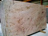 Ivory Brown Granite Slabs & Tiles