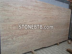 Golden Oak Granite Slabs & Tiles